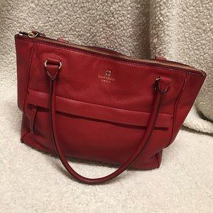 Large Kate Spade Shoulder Bag tote